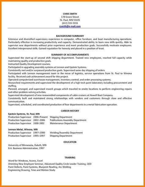 Resume Exles With Gaps In Employment Resume Sles With Gaps Augustais