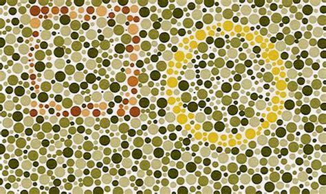 Brown Color Blindness color blindness test