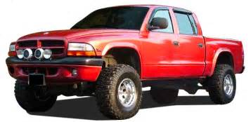 Lift Kit For A Dodge Dakota Dodge Dakota Durango Lift Kits Tuff Country Ez Ride