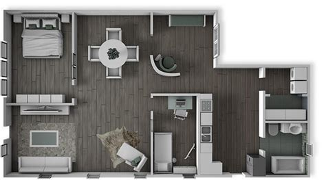 3 Bedroom Floor Plan by Cnet Smart Apartment Cnet