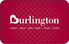 Burlington Gift Card - buy burlington coat factory gift cards giftcardplace