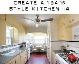 attractive 1940S Kitchen Cabinets #1: 1940s-kitchen-ideas.jpg