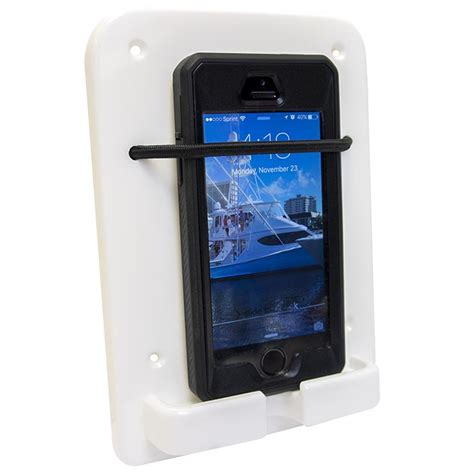 boat phone holder dash mount phone holder boat outfitters
