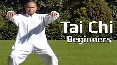 Tai Chi Chuan For Beginners Taiji Yang Style Form Lesson