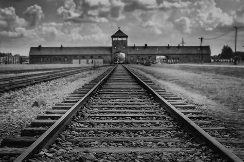 Front To Back Split House by Auschwitz Death Camp Hecktic Travels