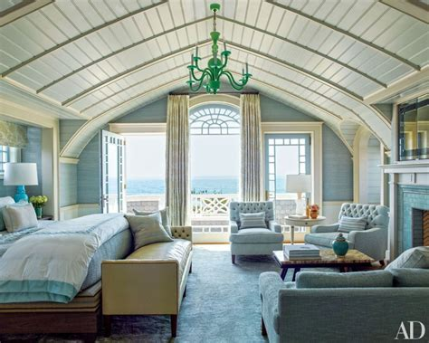 beach master bedroom a stunning htons house with modern meets victorian