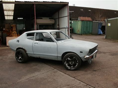 datsun 120y project skydat awd datsun 120y with a rb30det