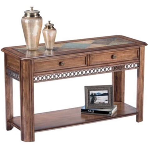 jcpenney sofa table midwest 2 drawer slate top console table found at