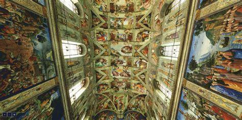 Sistine Chapel Ceiling Tour 360 by Tour Of The Sistine Chapel