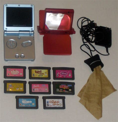 game boy advance model ags 101 sold nintendo game boy advance sp gameboy model ags 101