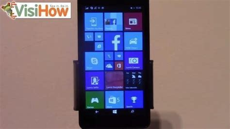 Cek Microsoft Lumia 535 check the windows os version on a microsoft lumia 535