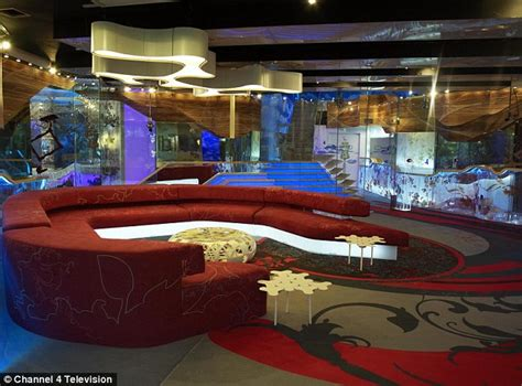 Red Livingroom big brother 2010 first look inside this year s house just