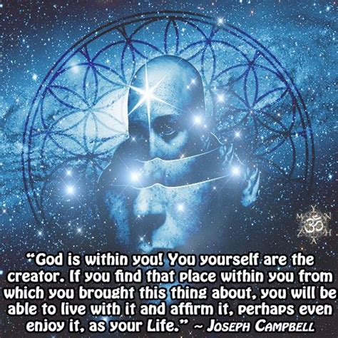 the within how to find god s that lives inside of you books 25 best ideas about joseph cbell quotes on