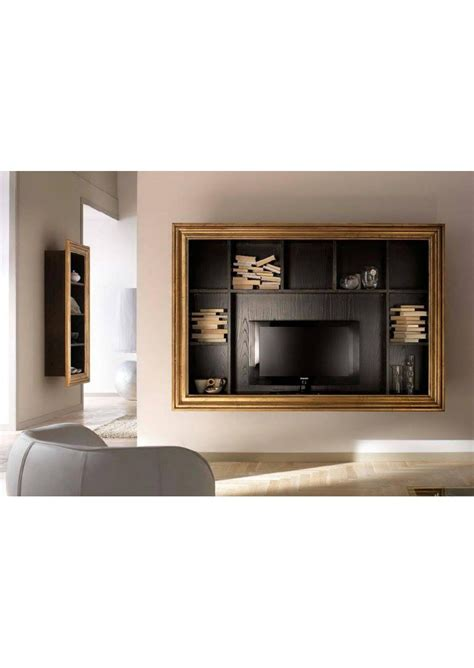 porta tv cornice porta tv cornice vet eban creations not only wood