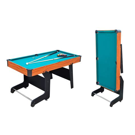5 Ft Folding Table 5ft Folding Pool Table For 163 84 99 Was 163 169 99 At Smyths Toys Hq Find It For Less