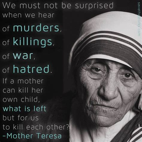 biography about mothers mother teresa quote pro life pinterest mothers