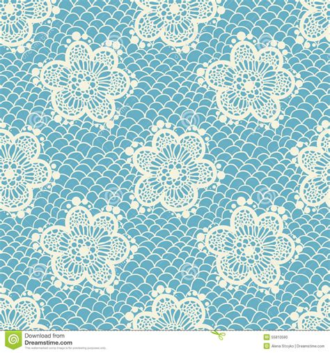 seamless pattern lace seamless lace pattern stock vector illustration of