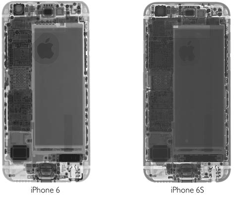 creative electron 187 iphone 6s and iphone 6s plus teardown