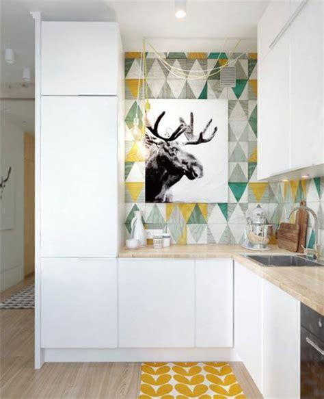 騁ag鑽es murales cuisine le carrelage mural en 50 variantes pour vos murs