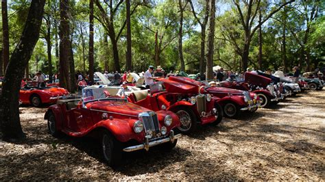 british sports cars  mead garden florida hikes