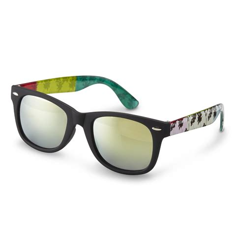 Jo In Retro Sunglasses Intl joe boxer black retro style sunglasses