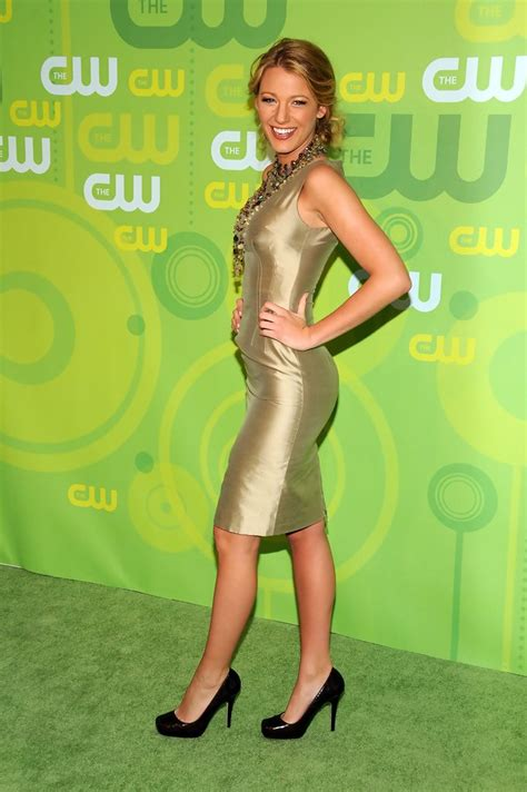 One To In 2008 Lively by Lively Photos Photos The Cw Network S Upfront Zimbio