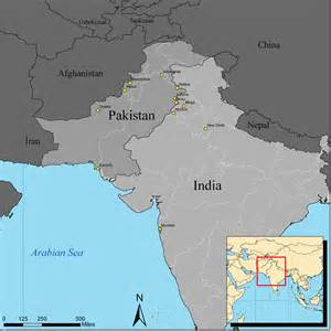 India Pakistan Map by Pakistan India 12262008 Jpg