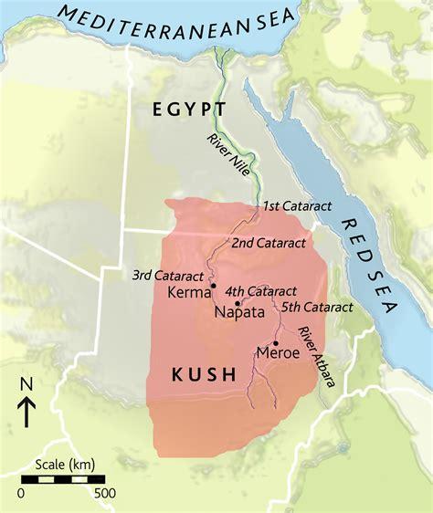 africa map kush kush laurenkfoster