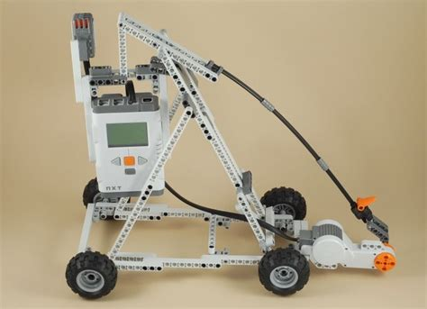 tutorial for lego mindstorm nxt nxt catapult fun lego robot designs mindstorms nxt