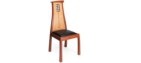 Ziricote Furniture by Michael Gloor Design Window Chair 1