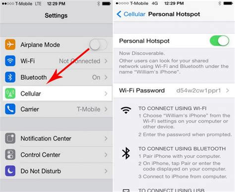 wifi mobile hotspot app best wi fi hotspot app to turn iphone android into mobile
