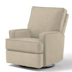 kersey upholstered swivel glider recliner best chairs