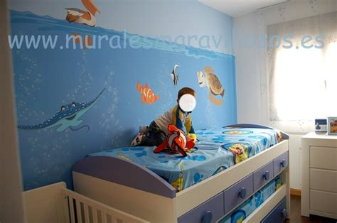 Excepcional  Ideas Habitaciones Infantiles #2: Murales_infantiles_nemo_large.jpg