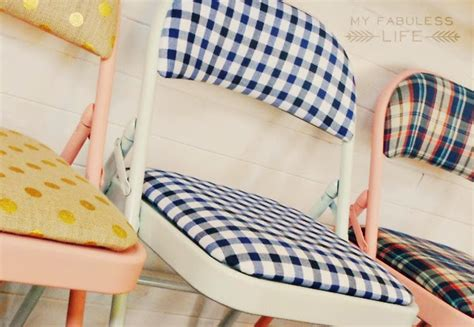 pretty folding chairs fabuless