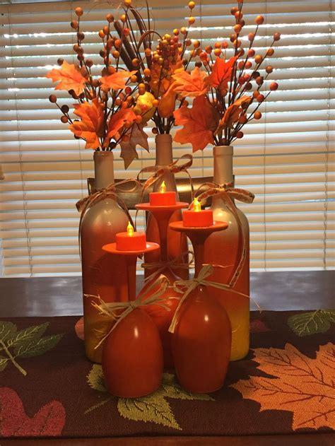 wine bottle decorations for 25 best wine bottle centerpieces ideas on