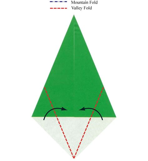 how to make a simple origami stem page 3