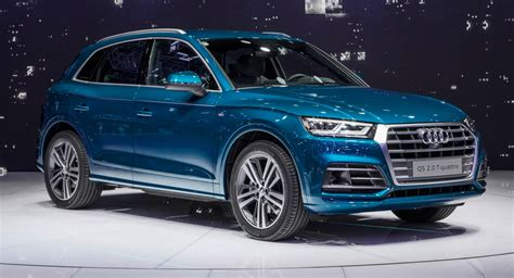 Neuer Audi Q5 by All New 2017 Audi Q5 From The Show Floor