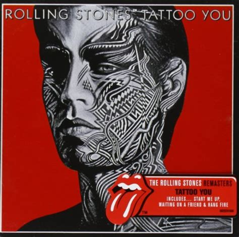 rolling stones tattoo you songs rolling stones cd covers