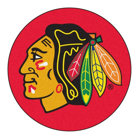chicago boat show logo chicago blackhawks logo inspired area rug nylon
