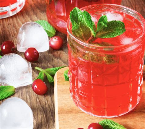 Cranberry Juice And Water Detox by The Best Detox Drinks For Fast Weight Loss