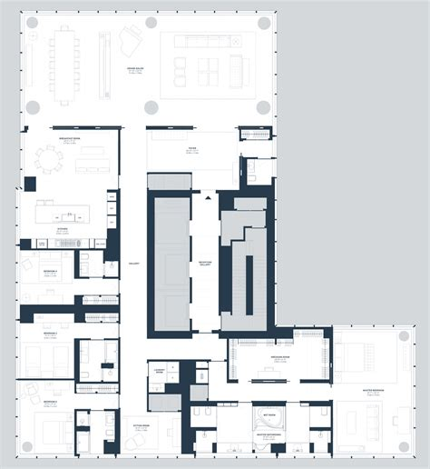 Foursquare Floor Plans by Here S What S Still For Sale At One57 With Floorplans