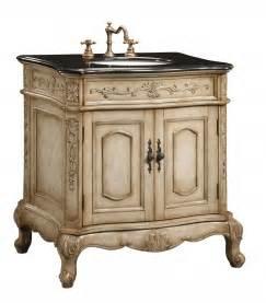 Furniture Style Bathroom Vanities 30 Inch Single Sink Furniture Style Bathroom Vanity With Marble Uveive30