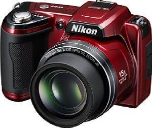 Kamera Nikon Coolpix L120 nikon bringt coolpix p100 s8000 s4000 s3000 l110 l22