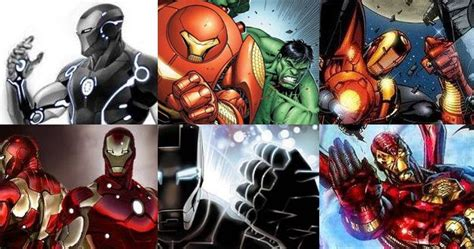 top iron man suits worth