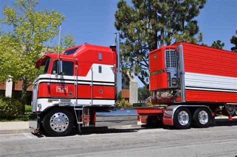 kenworth 18 wheeler for sale ownby trucking kenworth cab over engine big rig truck 1