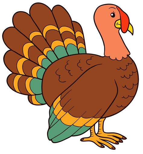 thanksgiving clipart turkey png clipart image best web clipart drawing