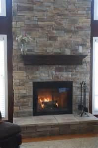 Stone Fireplaces Designs Ideas Faux Stone Fireplace Ideas Kvriver Com