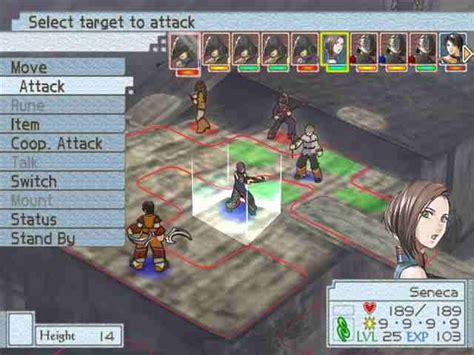 suikoden iii faqwalkthrough for playstation 2 by dan all suikoden tactics screenshots for playstation 2