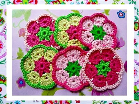 10 fun free african flower motif patterns moogly crochet african flower square pattern choice image