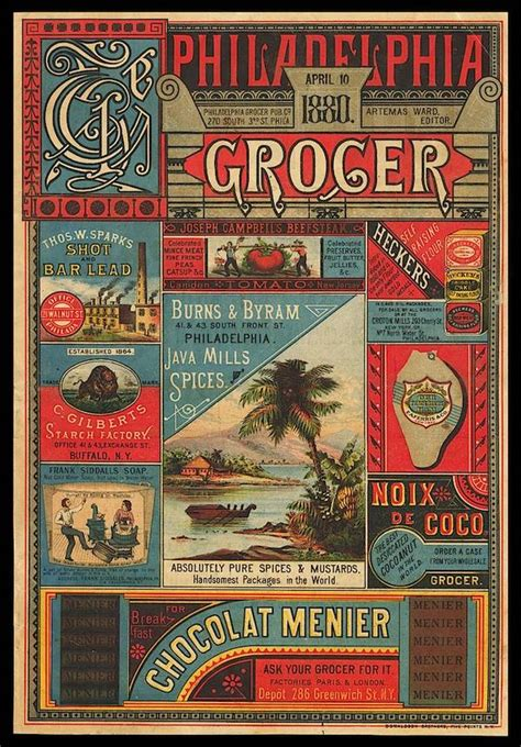 supplement advertising advertising supplement from 1880 sweet typography boing